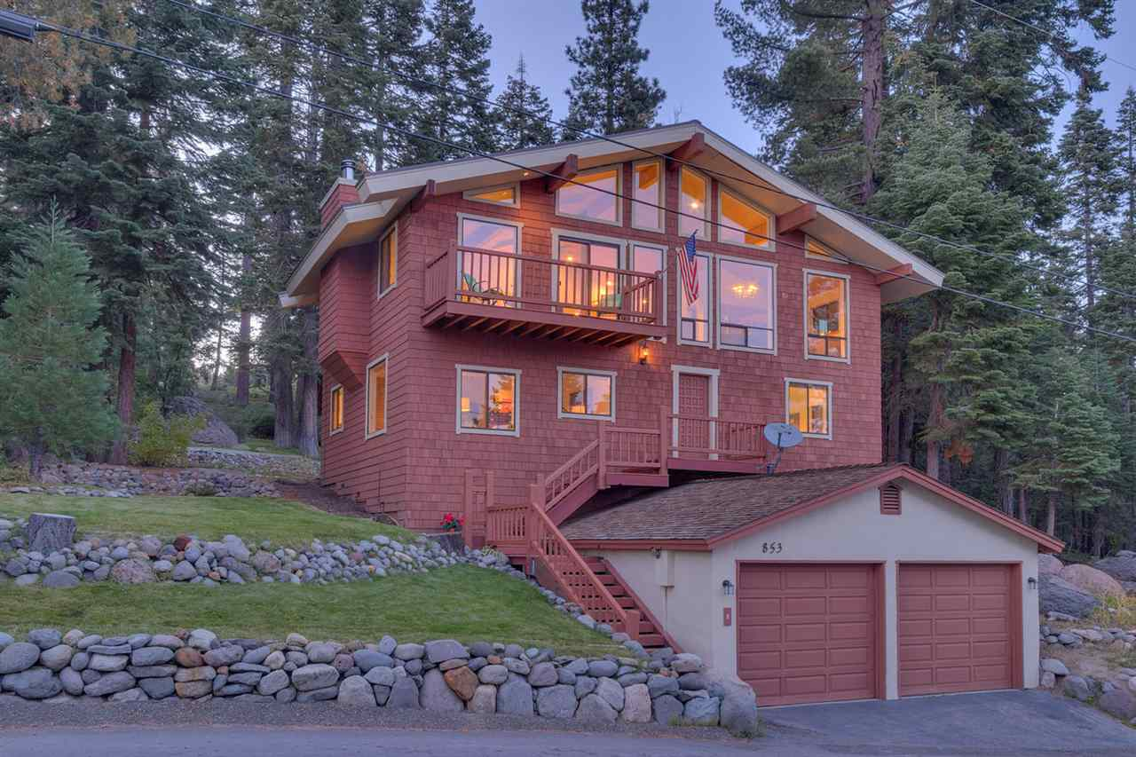 Image for 853 Beverly Drive, Carnelian Bay, CA 96140