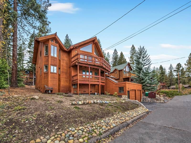 Image for 183 Edgewood Drive, Tahoe City, CA 96145