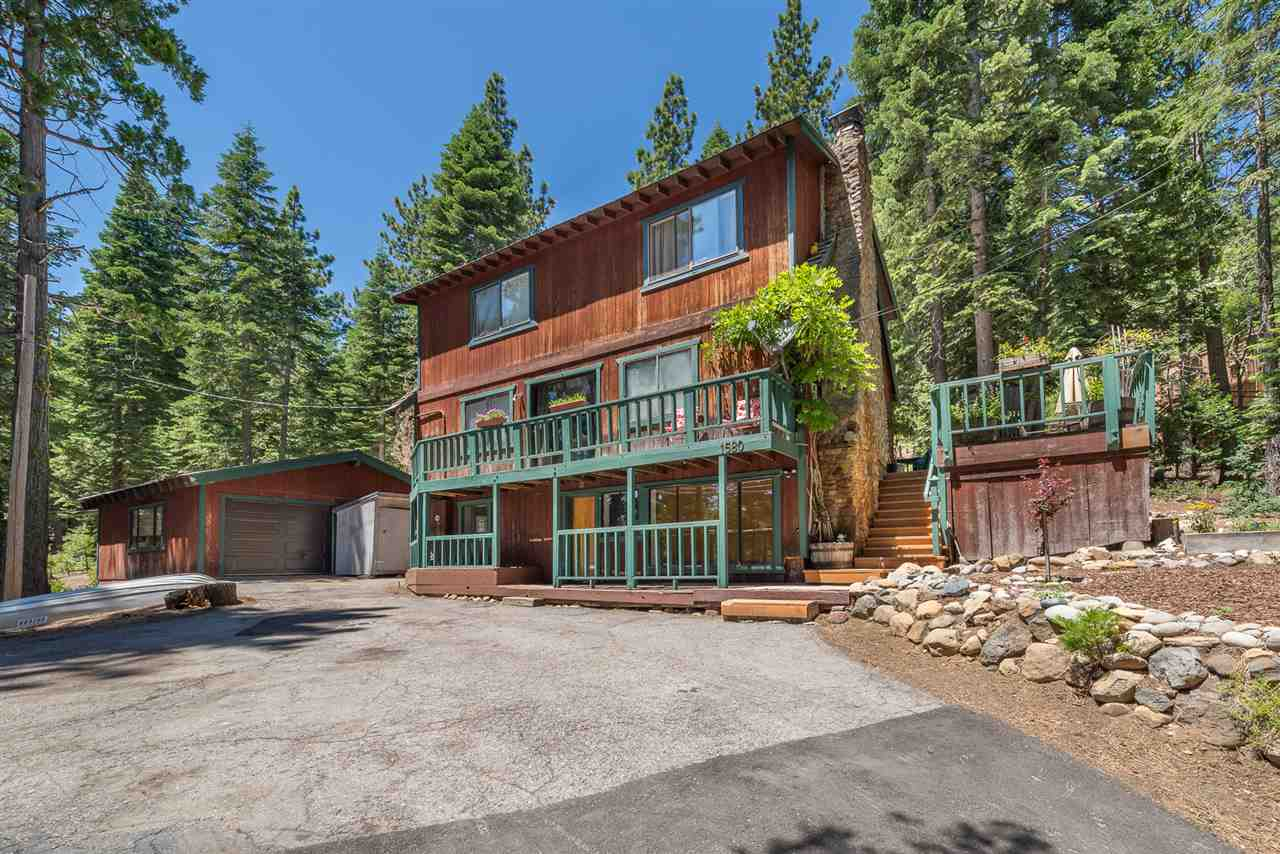 Image for 1580 Washoe Way, Tahoe City, CA 96145