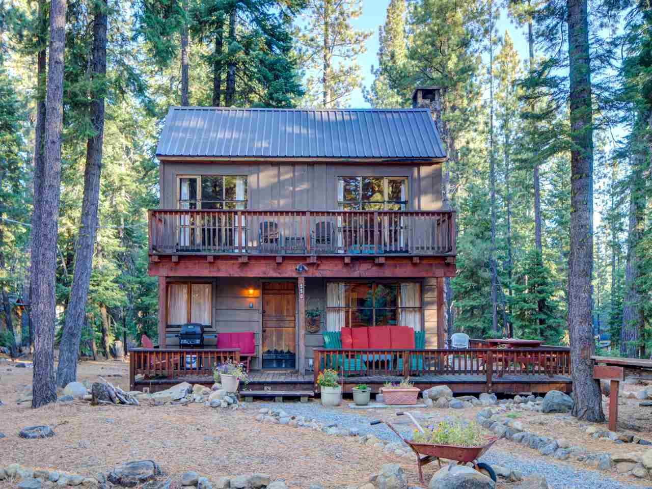 Image for 550 Tamarack Lane, Tahoe City, CA 96145