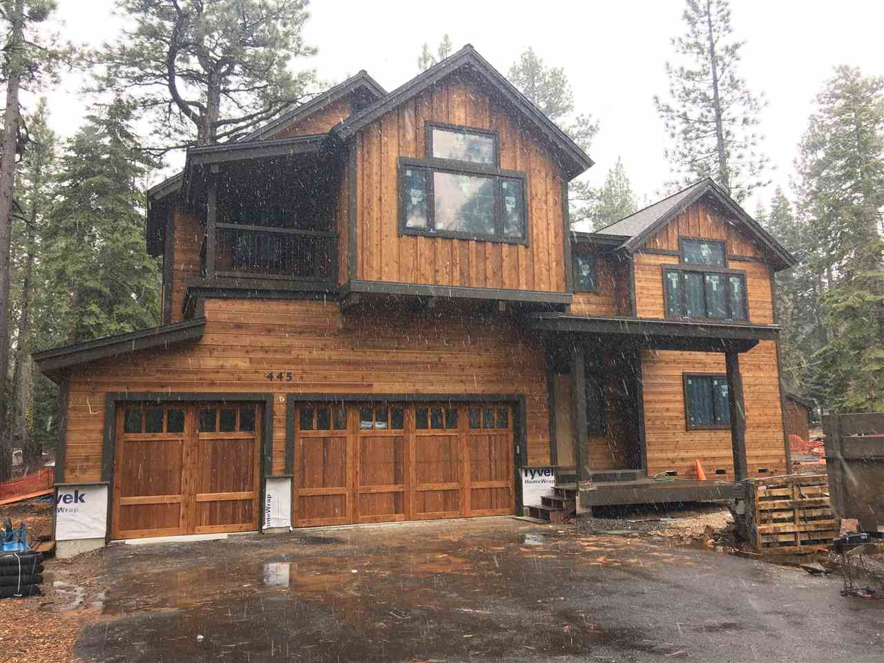 Image for 445 Pineland Drive, Tahoe City, CA 96145