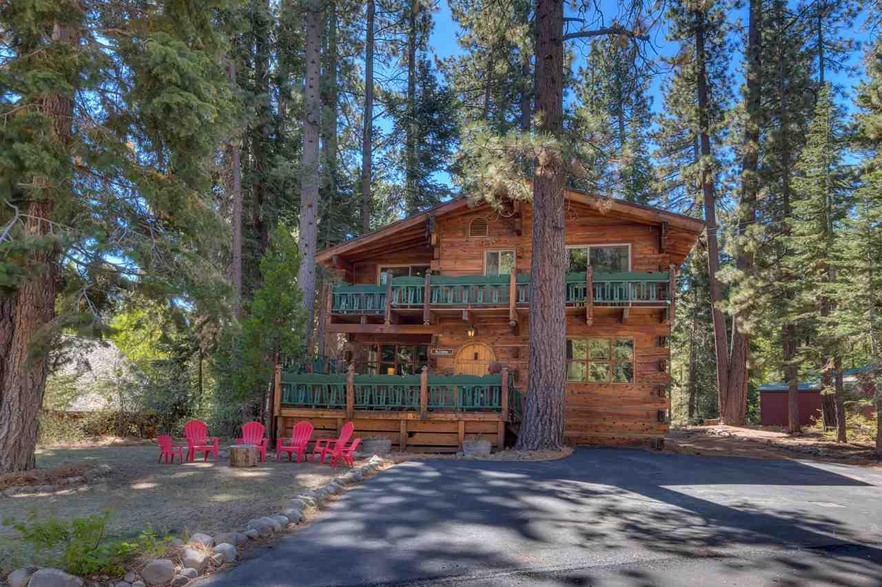 Image for 265 Tamarack Lane, Tahoe City, CA 96145