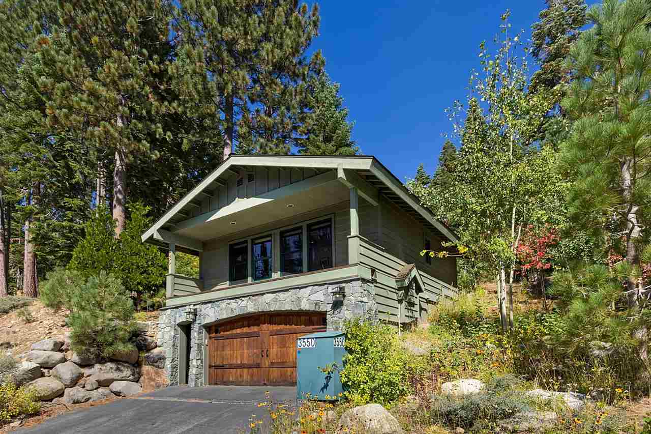 Image for 3550 Courchevel Road, Tahoe City, CA 96145