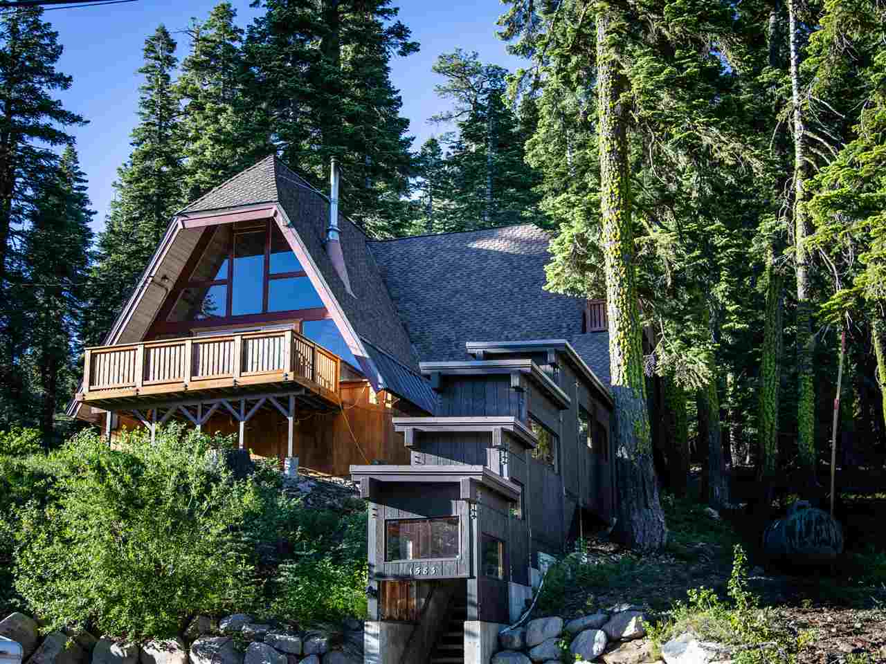 Image for 1583 Upper Bench Road, Alpine Meadows, CA 96146