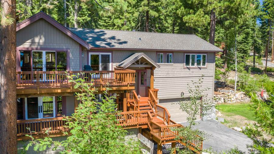 Image for 301 Wildrose Drive, Tahoe Vista, CA 96148
