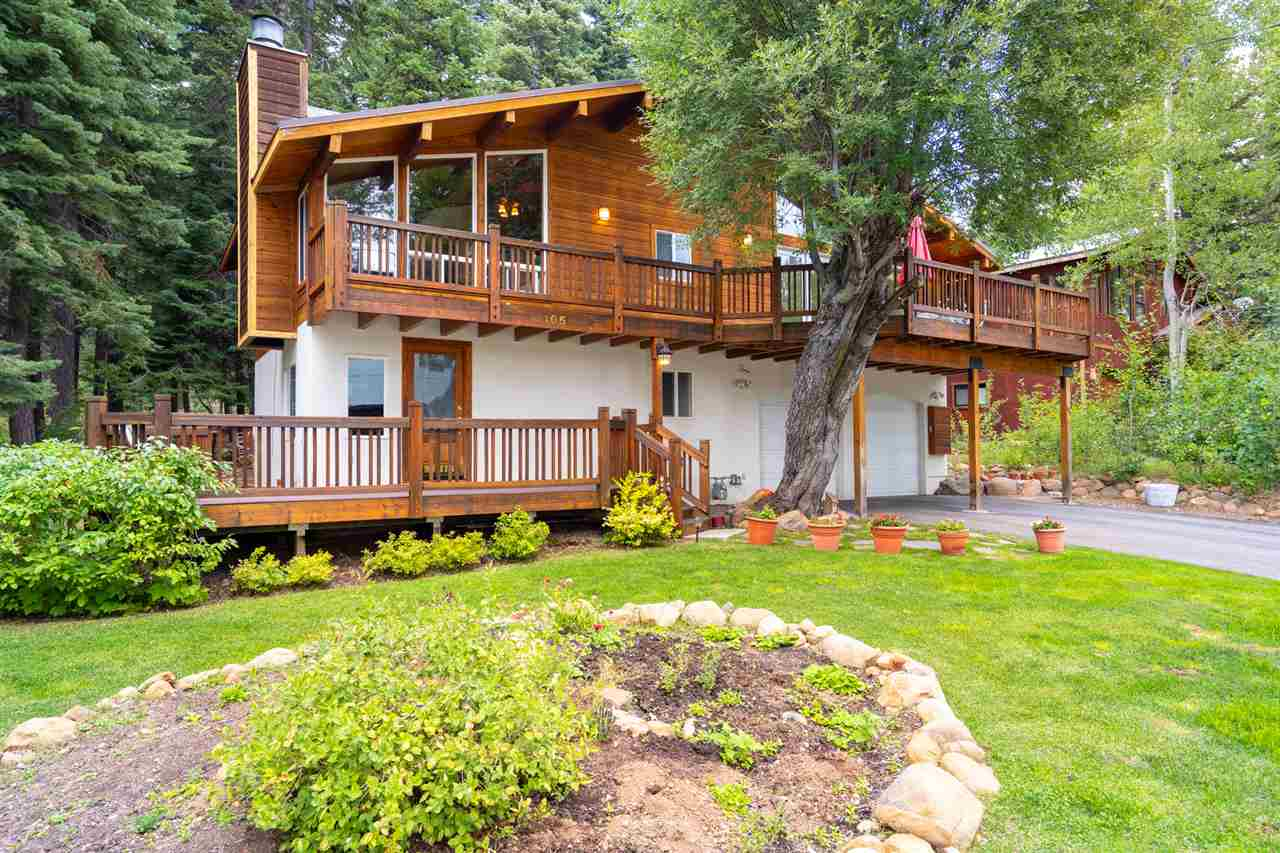 Image for 105 Shoreview Drive, Tahoe City, CA 96145