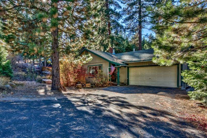 Image for 10532 Ponderosa Drive, Truckee, CA 89451-4715
