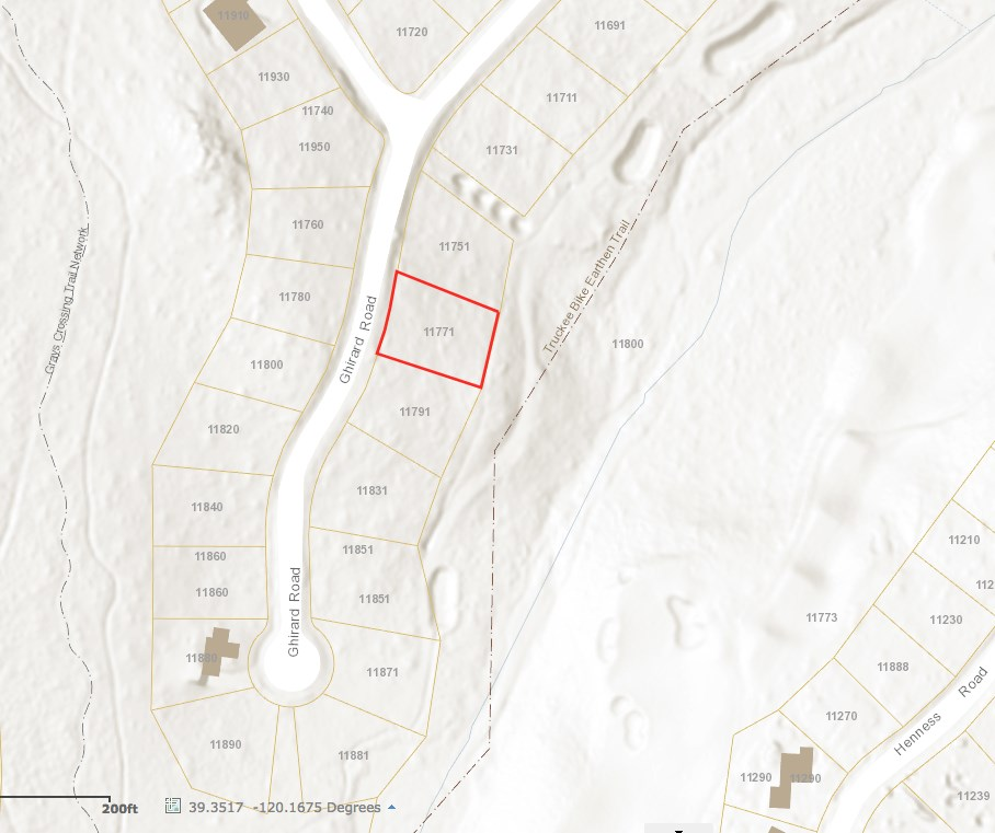 Image for 11771 Ghirard Road, Truckee, CA 96161