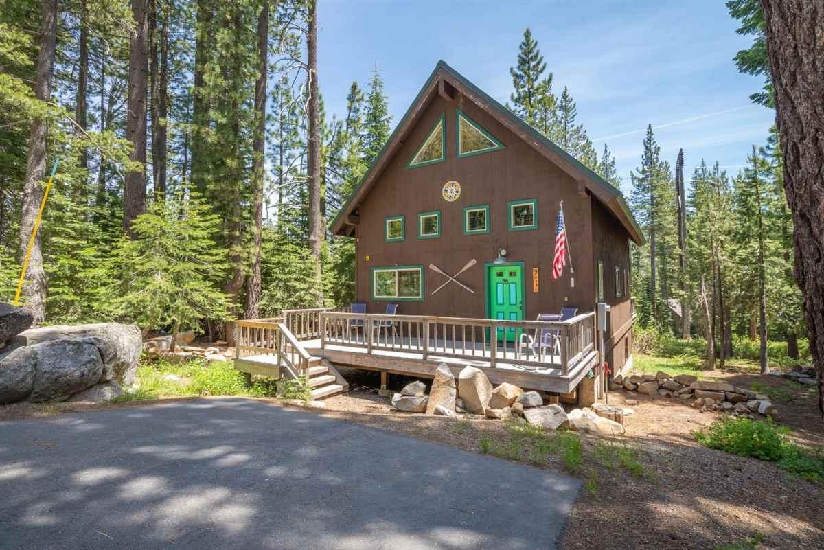 Image for 51019 Jeffery Pine Drive, Soda Springs, CA 95728