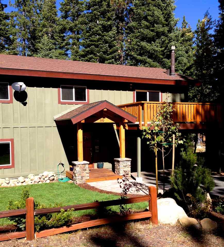 Image for 510 Tamarack Lane, Tahoe City, CA 96145