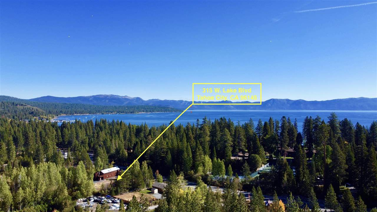 Image for 315 West Lake Boulevard, Tahoe City, CA 96145