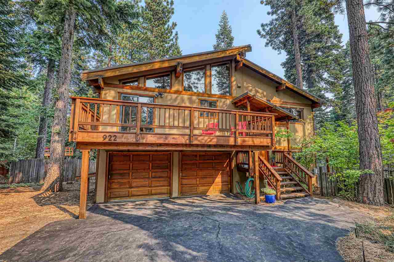 Image for 922 Country Club Drive, Tahoe City, CA 96145