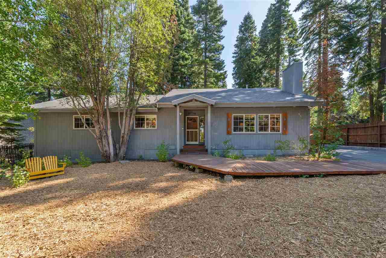 Image for 555 Virginia Drive, Tahoe City, CA 96145