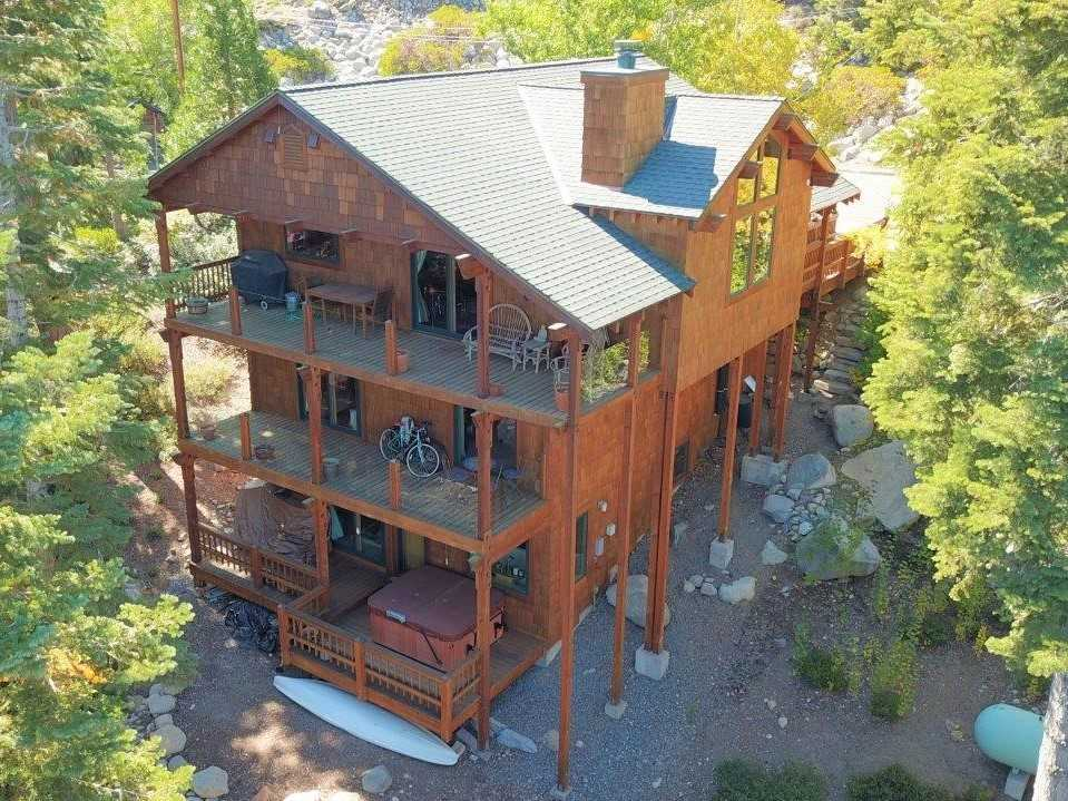 Image for 454 Sweetwater Court, Meeks Bay, CA 96150