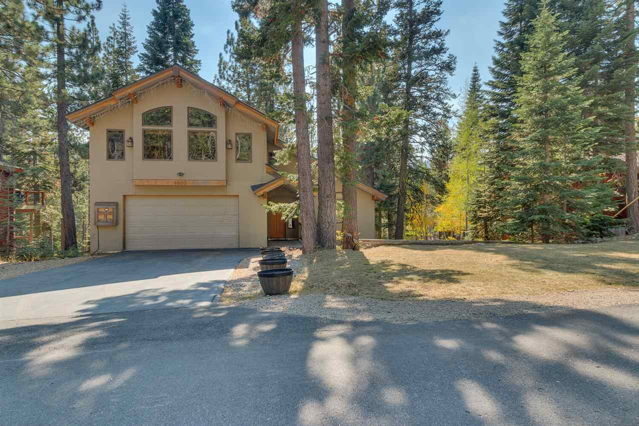 Image for 4003 Courchevel Road, Tahoe City, CA 96145