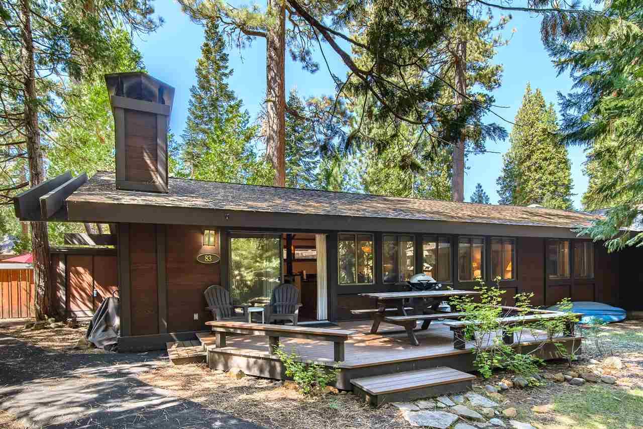 Image for 300 West Lake Boulevard, Tahoe City, CA 96145