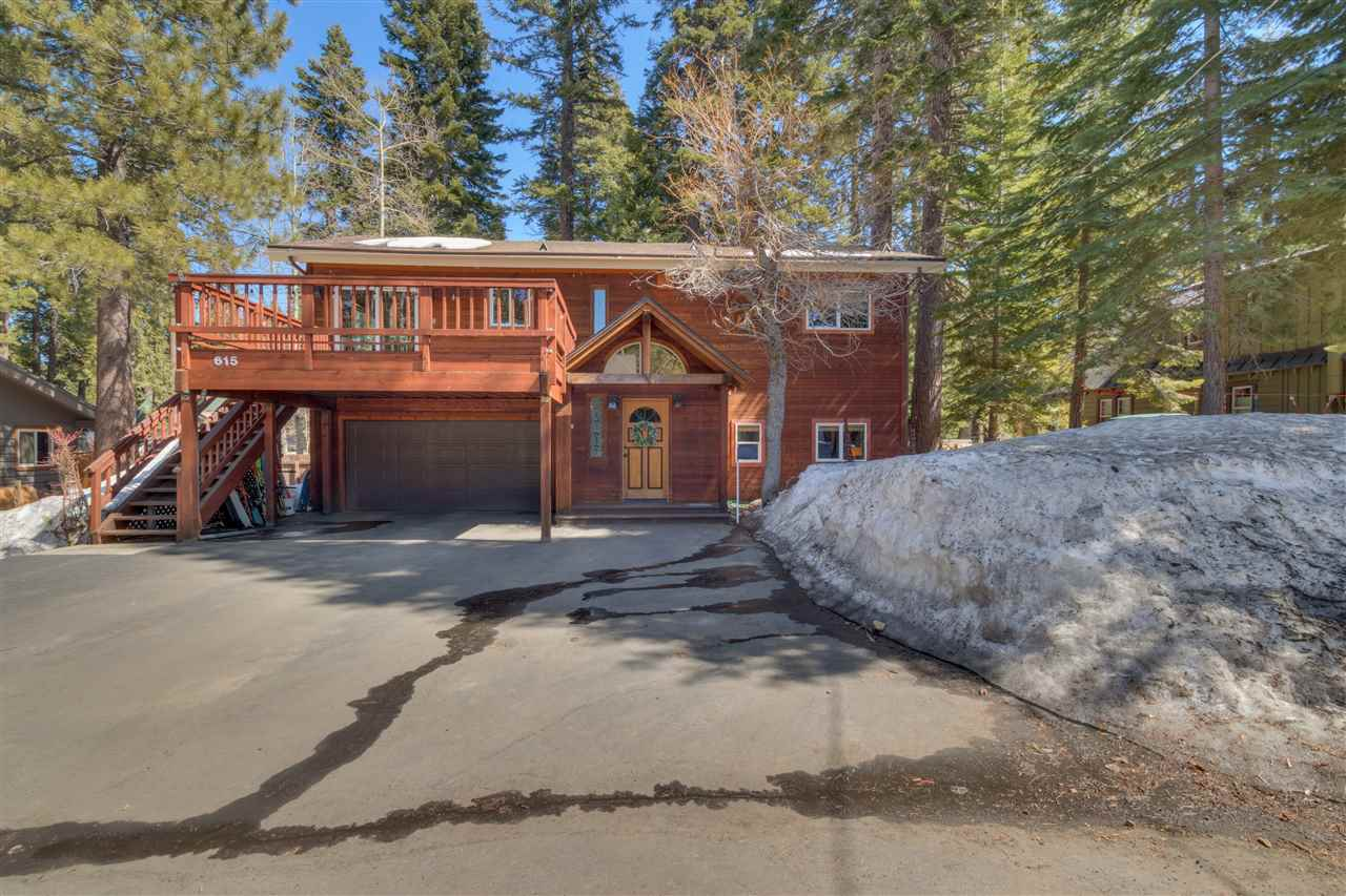 Image for 615 Rawhide Drive, Tahoe City, CA 96145-0000