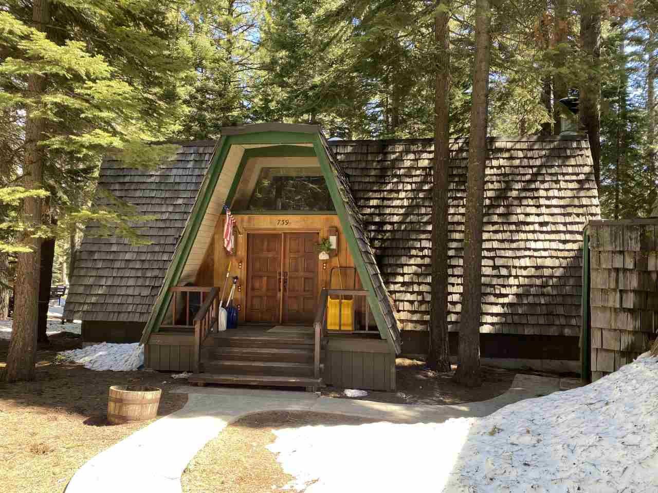 Image for 739 Chapel Lane, Tahoe City, CA 96145