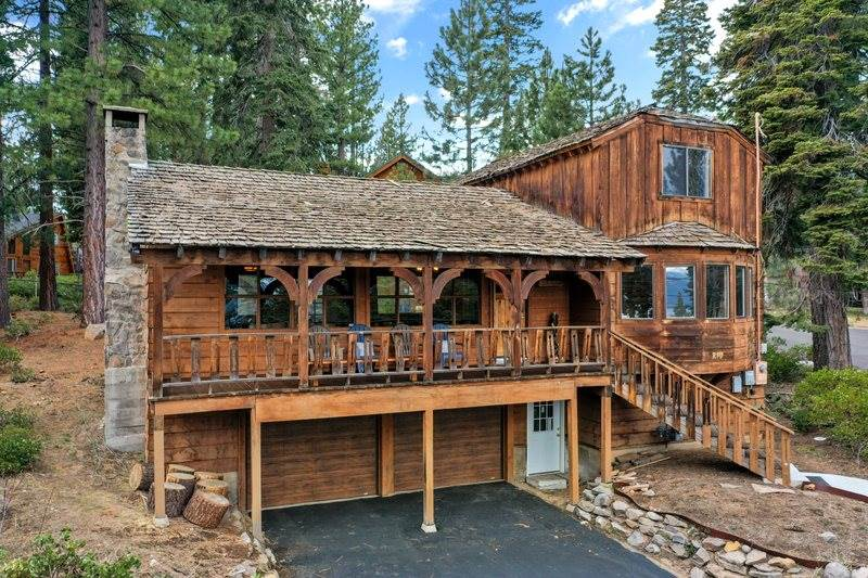 Image for 215 Edgewood Drive, Tahoe City, CA 96145