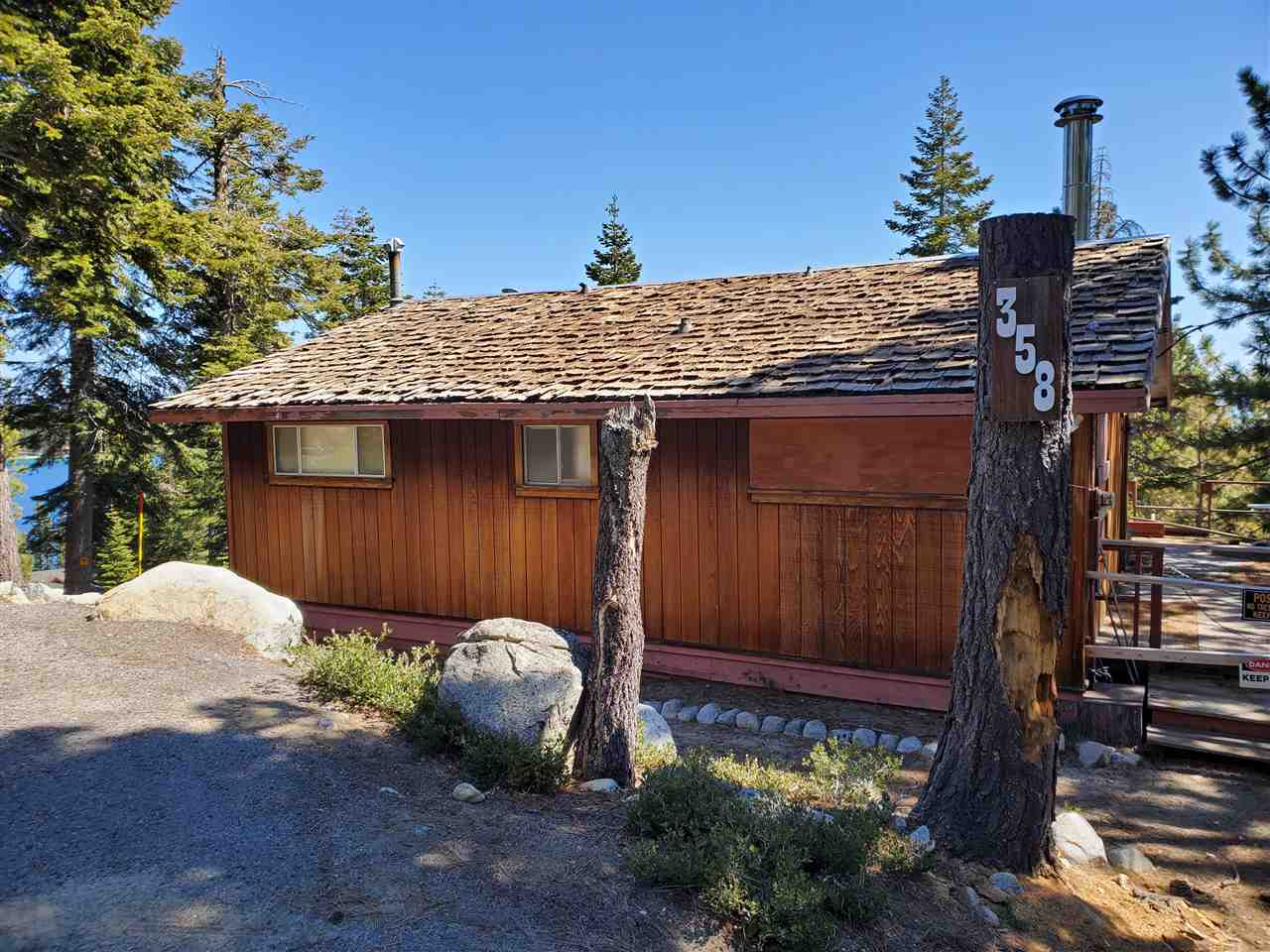 Image for 358 Bayview Drive, South Lake Tahoe, CA 96150