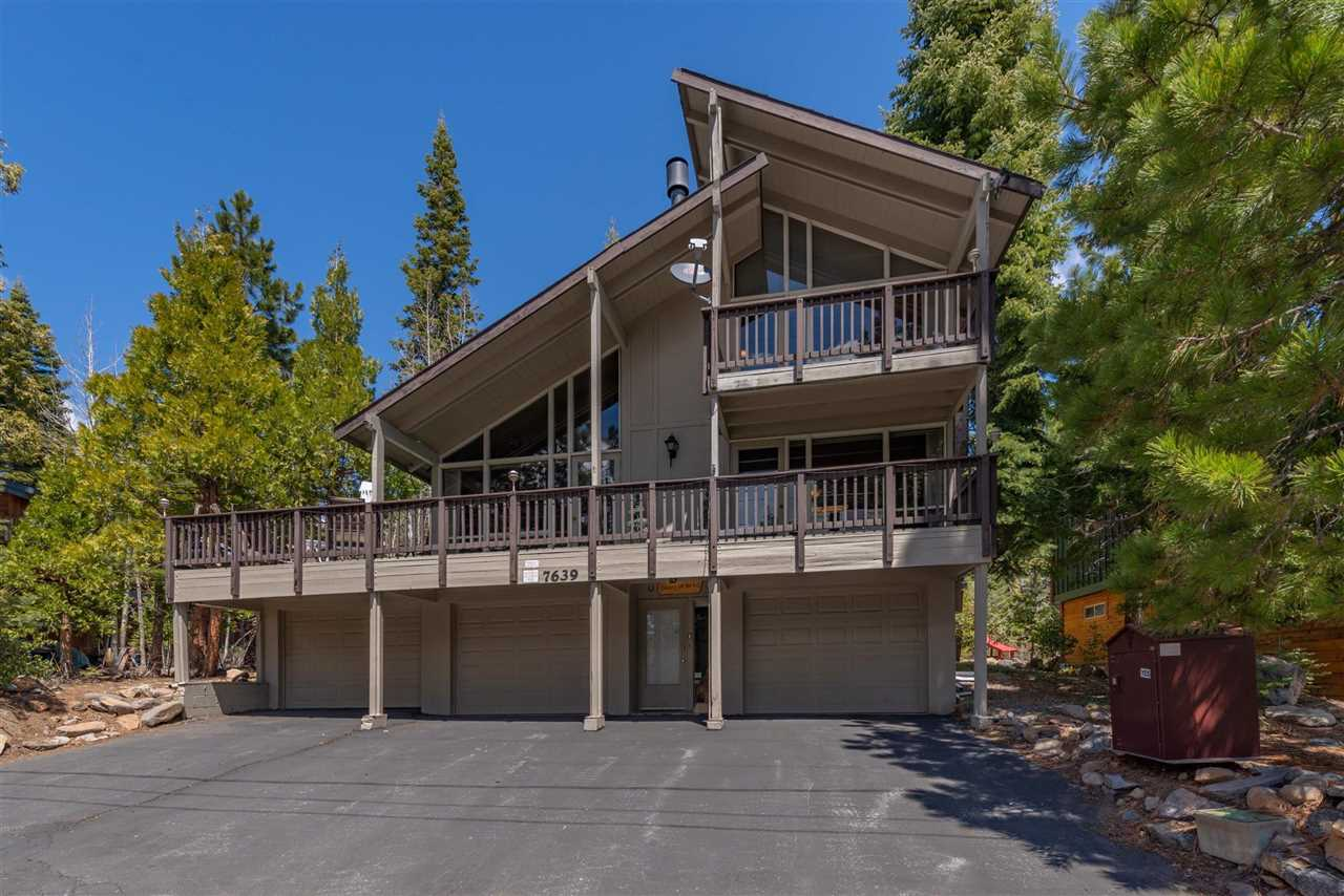 Image for 7639 Forest Glenn Drive, Tahoe Vista, CA 96148