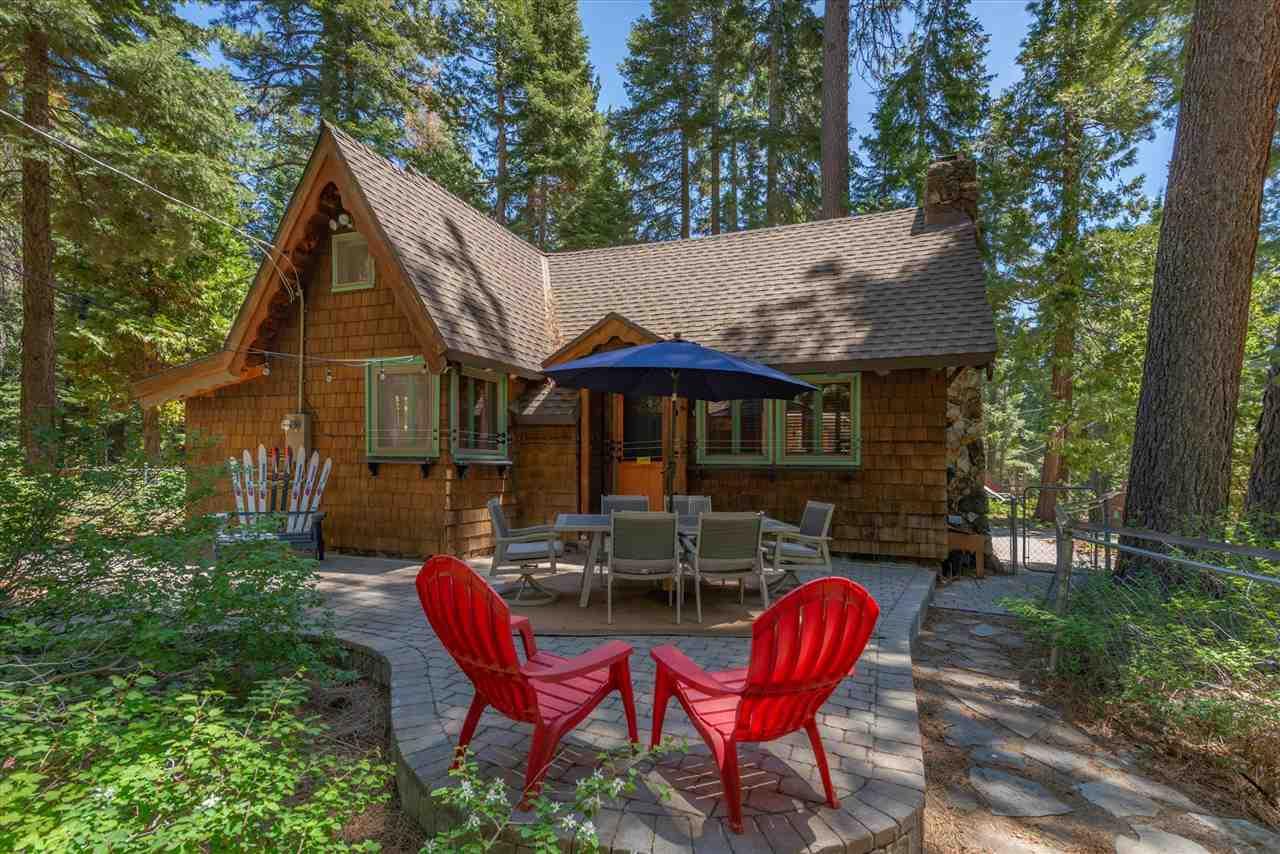 Image for 360 Sugar Pine Road, Tahoe City, CA 96145