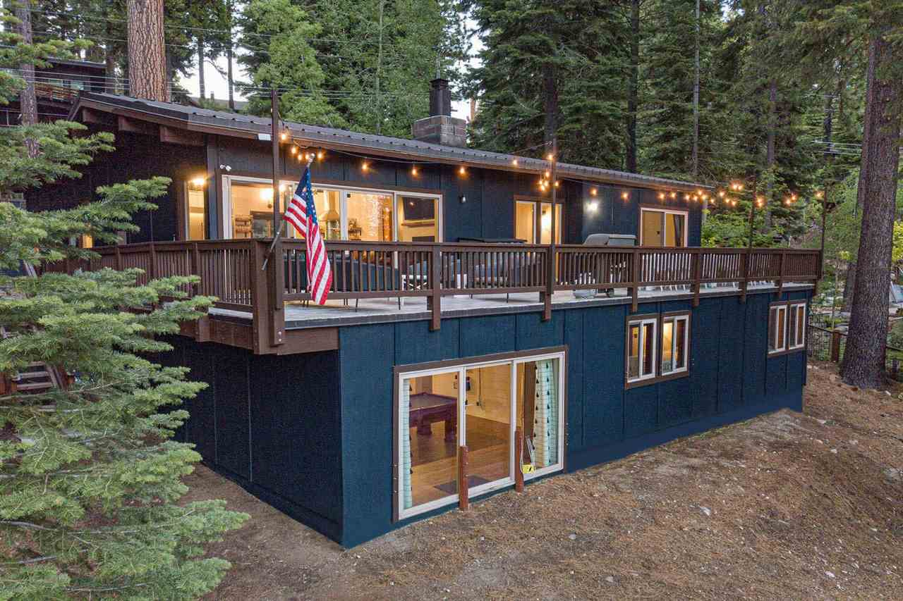 Image for 1345 Woodland Way, Tahoe City, CA 96145-0000