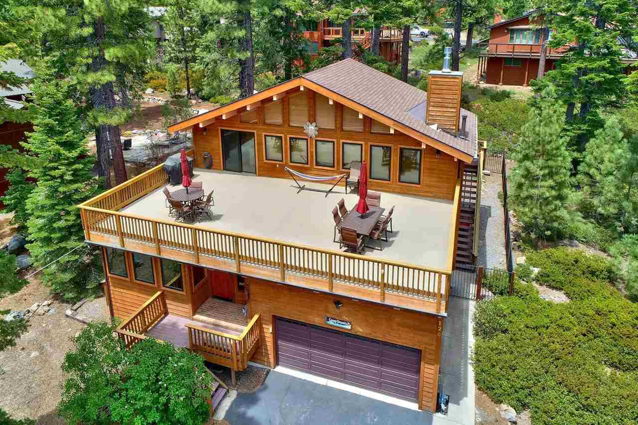Image for 120 Marlette Drive, Tahoe City, CA 96145-0000