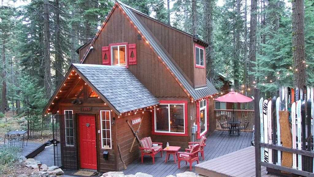 Image for 2695 Cedar Lane, Tahoe City, CA 96145