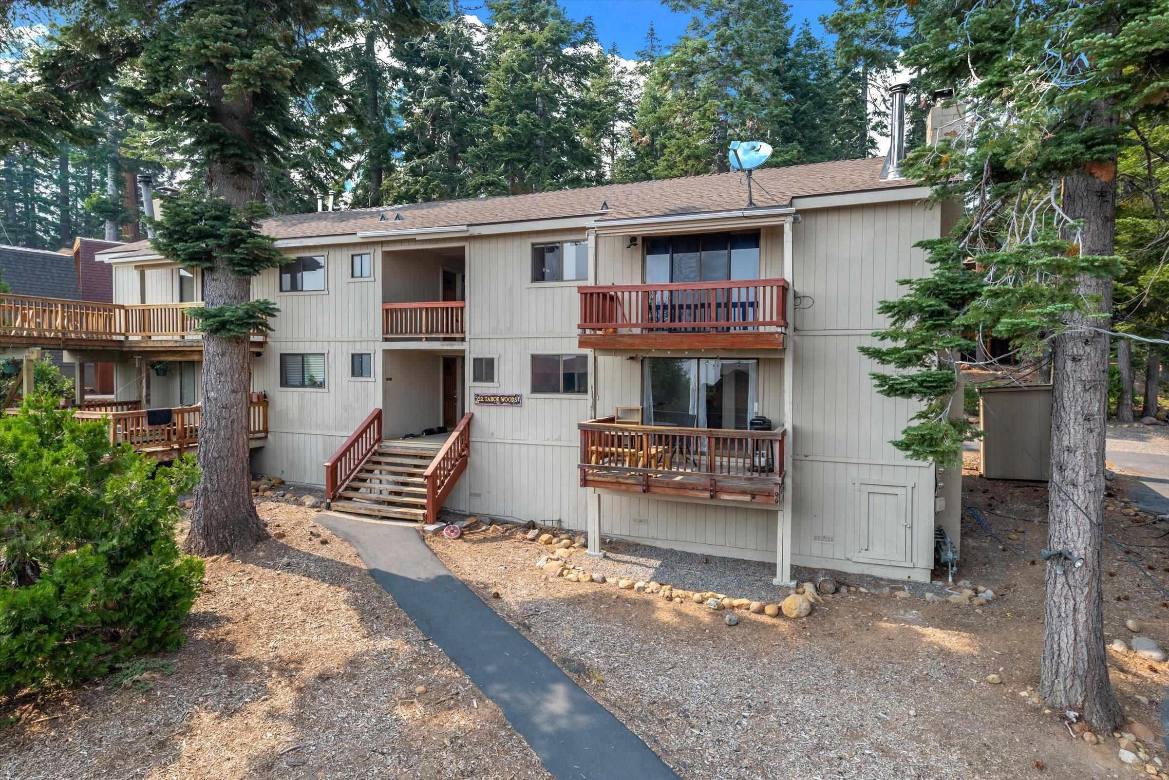 Image for 280 Tahoe Woods Blvd, Tahoe City, CA 96145