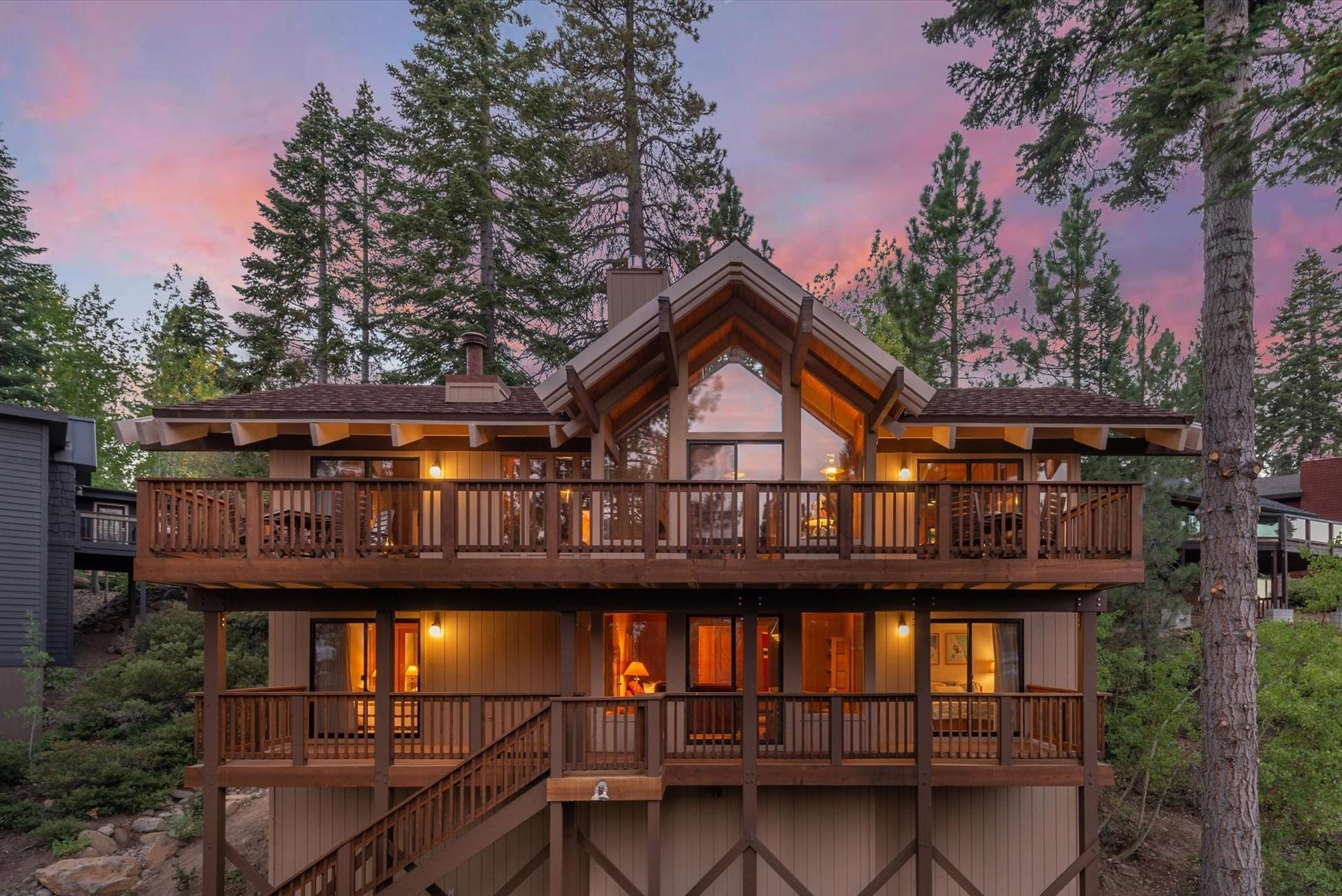 Image for 304 Edgecliff Way, Tahoe City, CA 96145