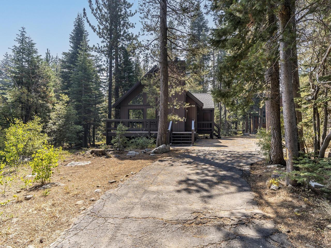 Image for 755 McKinney Creek Road, Homewood, CA 96141