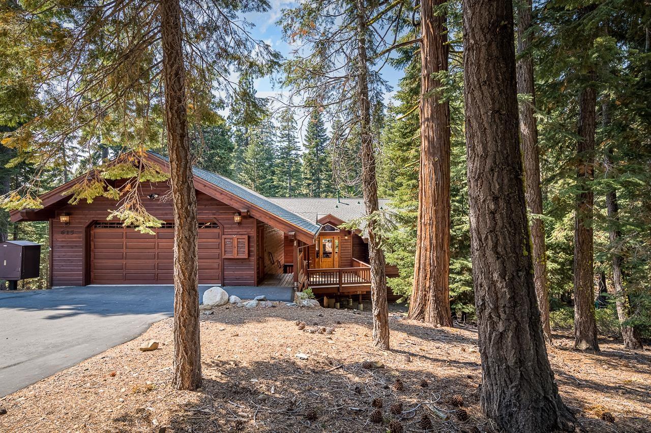 Image for 615 Bunker Road, Tahoe City, CA 96145
