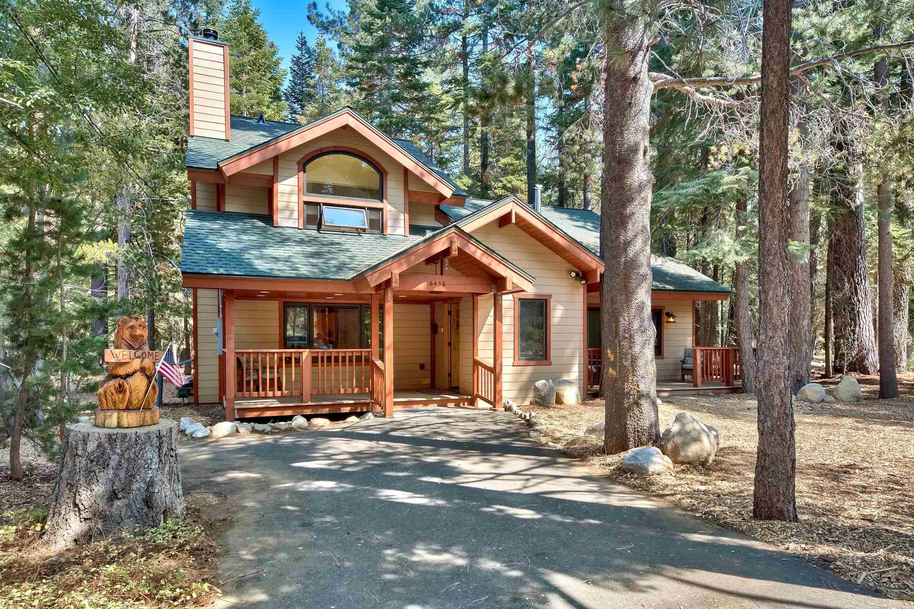 Image for 6430 Flicker Avenue, Homewood, CA 96140